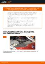 Препоръки от майстори за смяната на NISSAN NISSAN LEAF Elektrik Спирачни Накладки