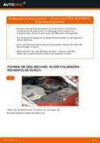 Wie Lagerung Radlagergehäuse beim NISSAN LEAF wechseln - Handbuch online