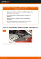 Tutorial PDF over reparatie van NAVARA