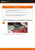 Remblokkenset schijfrem veranderen NISSAN LEAF: gratis pdf