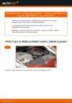 Changement Coupelle d'Amortisseur avant et arrière MINI PACEMAN : guide pdf