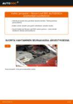 PDF opas PAJERO -huollosta