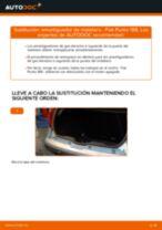 Cambio Amortiguadores traseros y delanteros PEUGEOT 406: guía pdf