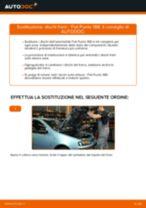 Come cambiare dischi freno della parte anteriore su Fiat Punto 188 - Guida alla sostituzione