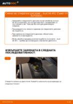 Стъпка по стъпка ръководство за ремонт на Audi A6 C5 Avant
