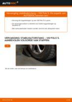 Tips van monteurs voor het wisselen van VW VW Polo 5 Sedan 1.4 Remschijven