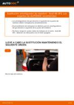 Manual de taller para Audi A6 4f en línea