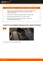 AUDI omistajan käsikirja pdf