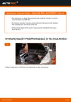 Zalecenia mechanika samochodowego dotyczącego tego, jak wymienić AUDI Audi A6 4f2 2.0 TDI Amortyzator