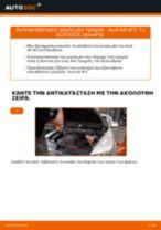 Εγχειρίδιο εργαστηρίου για AUDI Q2