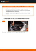 Autószerelői ajánlások - Audi A6 C5 Avant 1.9 TDI Féltengely Csukló cseréje