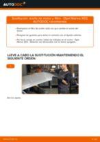 Manual de taller para Opel Vectra C Caravan en línea