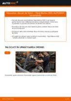 Cum să schimbați: discuri de frână din față la Opel Meriva X03 | Ghid de înlocuire