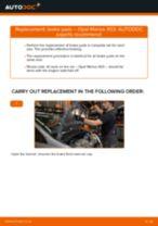 Online manual on changing Anti roll bar bush kit yourself on Honda Jazz 3