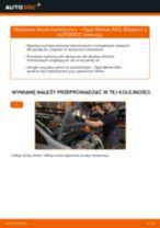 Jak wymienić klocki hamulcowe przód w Opel Meriva X03 - poradnik naprawy