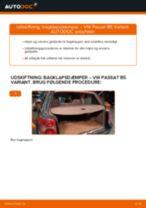 Oplev vores detaljerede tutorial om, hvordan du fejlfinder Gasdæmper bagklap VW problemet