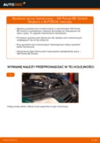 Jak wymienić tarcze hamulcowe przód w VW Passat B5 Variant - poradnik naprawy