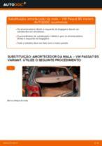 Manual de solução de problemas do VW PASSAT