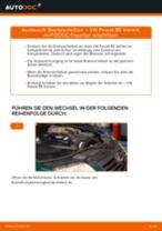 Wie VW Passat B5 Variant Bremsscheiben vorne wechseln - Anleitung