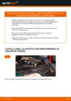 Cómo cambiar y ajustar Disco de freno VW PASSAT: tutorial pdf