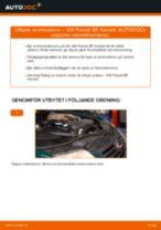 Steg-för-steg-guide i PDF om att byta Dammskydd Stötdämpare & Genomslagsgummi i Nissan Micra K12