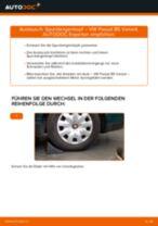 Wie VW Passat B5 Variant Spurstangenkopf wechseln - Anleitung