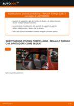 Manuale di risoluzione dei problemi RENAULT TWINGO