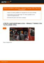 Onlineguide för att själv byta Hjulnav i Nissan Micra k11