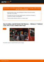 Manual de depanare RENAULT TWINGO