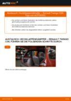 METZGER 2110351 für TWINGO I (C06_) | PDF Handbuch zum Wechsel