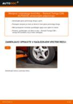 DIY-priročnik za zamenjavo Komplet (kit) zobatega jermena v SEAT ALTEA 2020