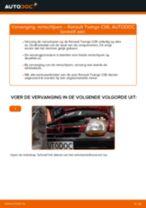 Hoe remschijven vooraan vervangen bij een Renault Twingo C06 – vervangingshandleiding
