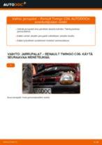 RENAULT TWINGO Korjaussarja, alapallo / pallonivel vaihto: ohjekirja
