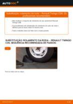 Manual de oficina para Renault Laguna 3 Grandtour