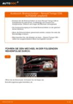 MEYLE 16-15 521 0035 für TWINGO I (C06_) | PDF Handbuch zum Wechsel