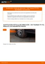 PDF manual sobre mantenimiento TOURAN