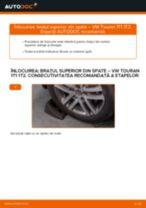 Montare Brat oscilant VW TOURAN (1T1, 1T2) - tutoriale pas cu pas