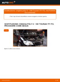 Come effettuare una sostituzione di Cinghia Poly-V su VW ? Dai un'occhiata alla nostra guida dettagliata e scopri come farlo