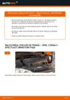 Recomandările mecanicului auto cu privire la înlocuirea OPEL Opel Corsa C 1.0 (F08, F68) Lamela stergator
