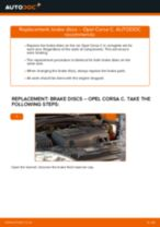Replacing Accessory Kit, disc brake pads on FORD S-MAX - tips and tricks
