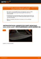 Εγχειρίδιο PDF στη συντήρηση A7