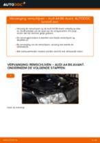 Hoe remschijven achteraan vervangen bij een Audi A4 B6 Avant – vervangingshandleiding