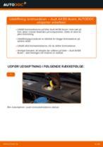 Udskift bremseskiver for - Audi A4 B6 Avant | Brugeranvisning