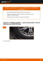 PDF opas E-sarja -huollosta