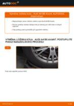 SKF VKBA 6556 pro A4 Avant (8E5, B6) | PDF manuál na výměnu