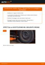 Come cambiare testine sterzo su Renault Clio 2 - Guida alla sostituzione