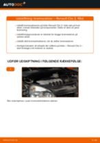 Trin-for-trin reparationsvejledning til RENAULT ZOE