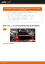 Guida passo passo alla riparazione Citroen C3 Picasso