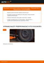Poradnik krok po kroku w formacie PDF na temat tego, jak wymienić Drążek skrętny w Mazda 323 F bj