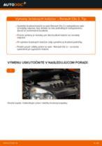 TRW DF2586 pre CLIO II (BB0/1/2_, CB0/1/2_) | PDF návod na výmenu